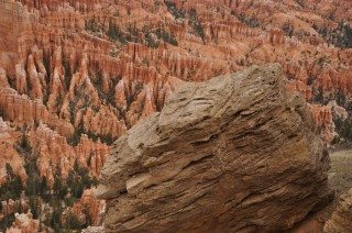 The Near and Far of Bryce Point
