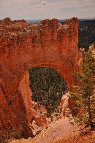 Natural Bridge – Bryce Canyon National Park