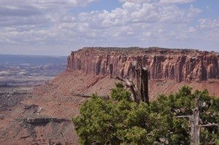 Grand View Point – Canyonlands National Park
