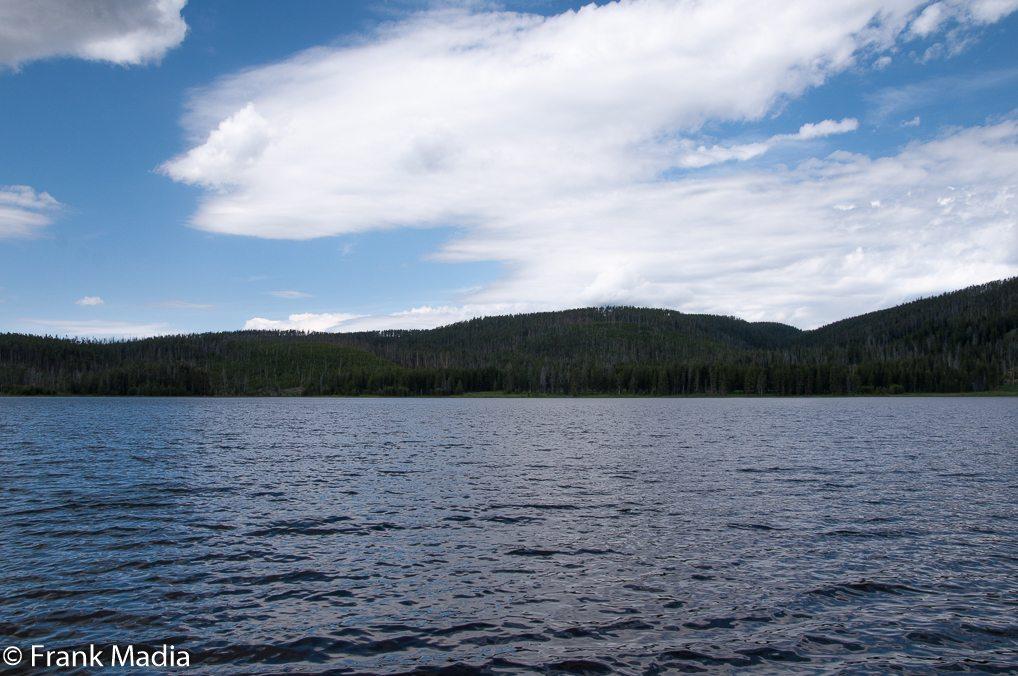 Grebe Lake