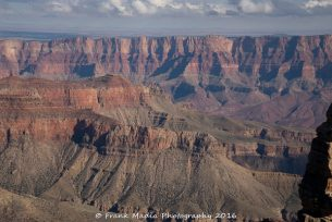 The Grand Canyon From The North Rim