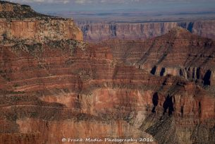 The Grand Canyon From The North Rim 2