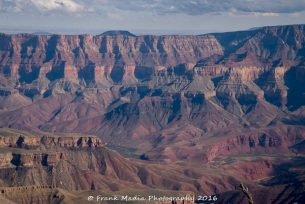 The Grand Canyon From The North Rim 4