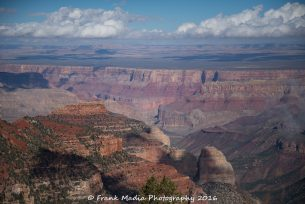 Grand Canyon North Rim Vista Encantada
